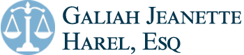 Galiah Jeanette Harel, Esq Header Logo